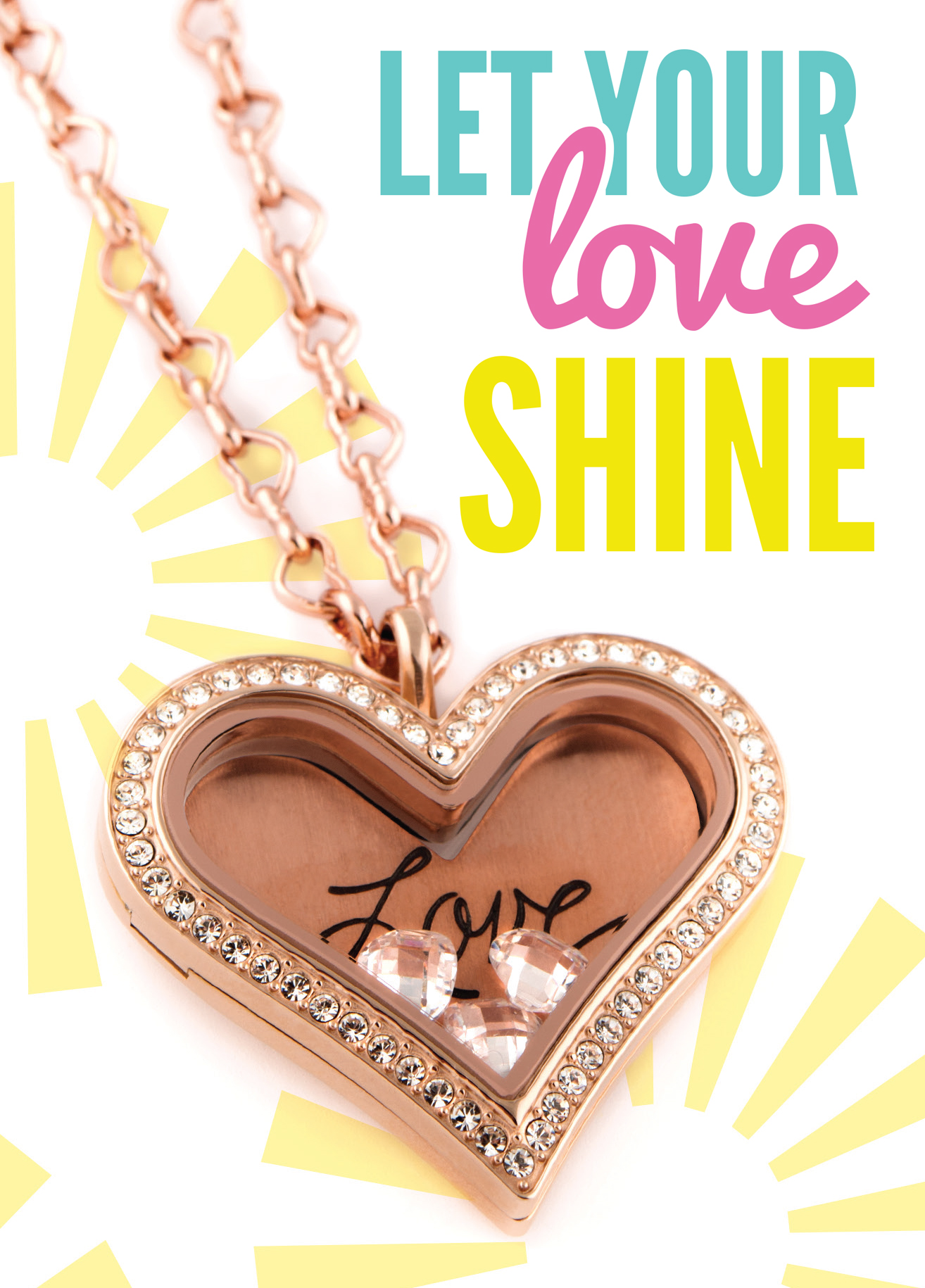 Heart locket caring for my growing nest origami owl hostess rewards for july august and september 2014 the hostess exclusive item is truly exclusive its a gorgeous rose gold heart locket jeuxipadfo Images