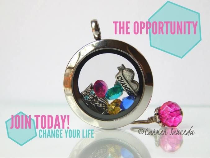 opportunity locket