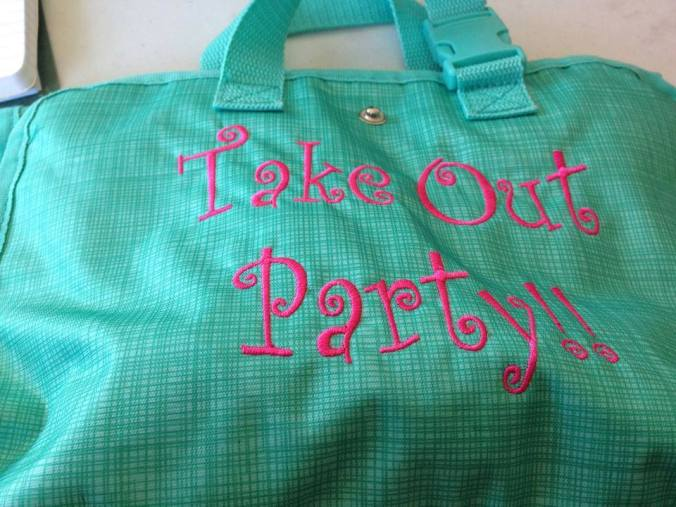take out party