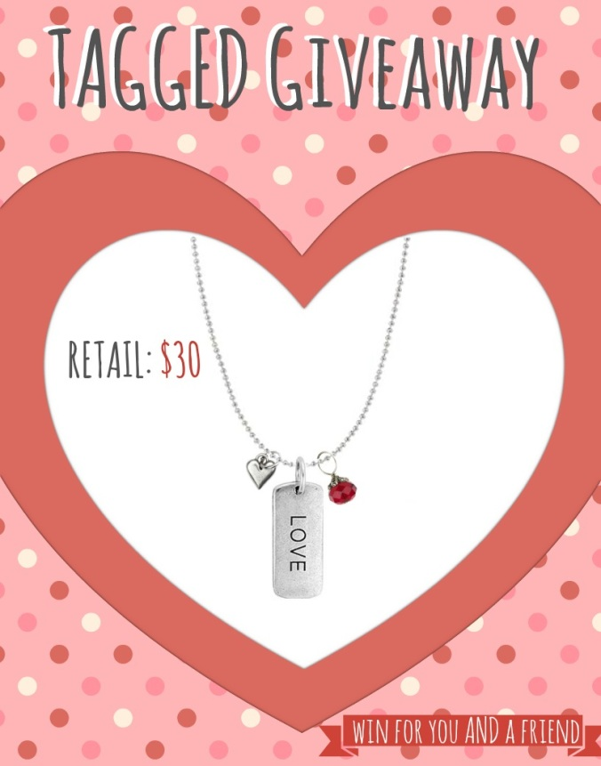 TAGGED Giveaway